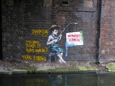 The Banksy vs Robbo War in Pictures