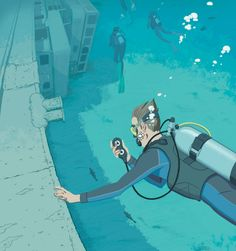Seven scuba divers enter the water for a wreck dive, but only six returned alive. Learn how to stay safe and avoid dive accidents in this latest installment of Lessons for Life.