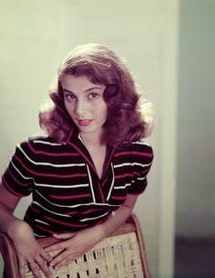 Vintage Glamour Girls: Pier Angeli                                                                                                                                                                                 More