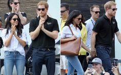 2ショットを披露❤ ハリー王子&メーガン・マークルがインヴィクタス・ゲームを一緒に観戦