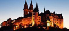 Albrechtsburg Castle, Meissen  Germany