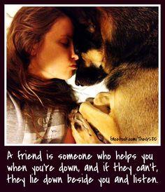 Best friends for ever #german #shepherd #dog