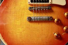 Hardtail Bridge Types For Electric Guitars Types Of Guitar, Guitar Parts, Nu Metal, Metal Bar, Music Down, Les Paul Guitars, Cool Electric Guitars, Rock And Roll Bands, Guitar Body