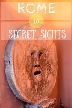 Rome secret sights and hidden gems