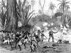 Warfare History Blog: The Anglo-Asante Wars: 'Hundred Years' War' for Africa's Gold Coast