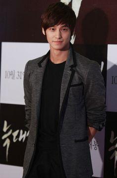 Kim Bum joins That Winter, The Wind Blows Kim Bum, Boys Over Flowers, Korean Men, Asian Men, Asian Guys, Asian Actors, Korean Actors, Korean Dramas, Korean Celebrities