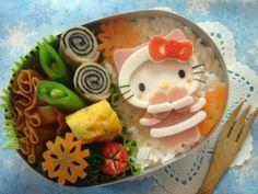 winter Hello Kitty
