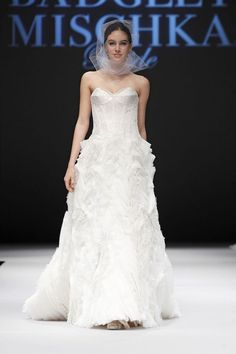 Badgley Mischka Wedding Dresses - MODwedding