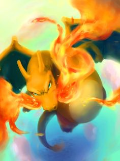 Charizard @Vincent Mottola jr