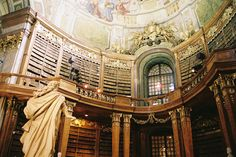 The Hermetic Library Tumblr, priveting:   Wien .V by gp2305 on Flickr.