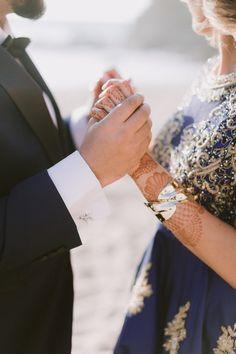 Hindu Destination Wedding in Portugal – Portugal Wedding Photographer 37  This gorgeous Portuguese wedding inspiration might as well be our Virtual Summer 2020.  #bridalmusings #bmloves #summer2020 #summer #portugal #weddinginspo #weddinginspiration #portuguesewedding #ido #beach #hinduwedding