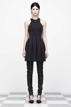T by Alexander Wang Fall 2012 Ready-to-Wear Fashion Show