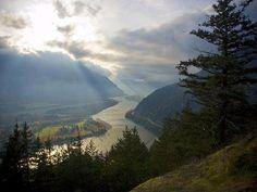 Fraser Valley in Autumn