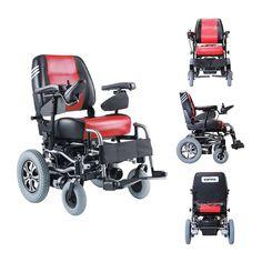 Ηλεκτροκίνητο αμαξίδιο ιδανικό για γρήγορη και εύκολη μεταφορά καθώς αποσυναρμολογείται, σε τρία κύρια τεμάχια και τοποθετείται εύκολα σε οποιοδήποτε αυτοκίνητο. ✔️Με bucket αποσπώμενο κάθισμα, με αποσπώμενα και ρυθμιζόμενα καθ'ύψος και πλάτος, υποπόδια και πλαϊνούς βραχίονες, ρυθμίζεται ανάλογα με το σωματότυπο του χρήστη. ✔️Με αυτονομία ±20 km, τελική ταχύτητα 6km/h και μέγιστο βάρος χρήστη 115kg.  ☎️Πληροφορίες + 30 2310 818 963 🕋Βασ. Όλγας 120,Θεσσαλονίκη Lawn Mower, Outdoor Power Equipment, Sports, Lawn Edger, Hs Sports, Grass Cutter, Garden Tools, Sport