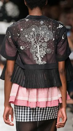 Rahul Mishra at Paris Spring 2017 (Details)