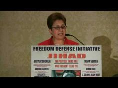 Wafa Sultan's Speech on Jihad and Islam for Freedom Defense Initiative  - THIS IS A MUST SEE VIDEO -  Please Watch!