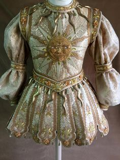 Historical Costume, Historical Clothing, Baroque Fashion, Vintage Fashion, Mode Baroque, Pretty Outfits, Cool Outfits, Luis Xiv, Fantasy Costumes