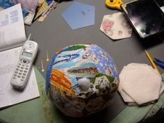 Pentagon Ball I Spy Kit w/Template Equiltsusa.com