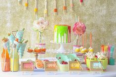 A PAINTING-THEMED BIRTHDAY PARTY {GUEST FEATURE} — Celebrations at Home