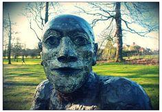 Elizabeth Frink - Yorkshire Sculpture Park. Photo Sarah Priest