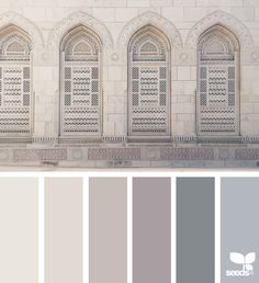 { wander tones } image via: The post Wander Tones appeared first on Design Seeds. Palettes Color, Colour Schemes, Color Trends, Room Colors, House Colors, Colours, Design Seeds, Interior Paint Colors, Paint Colors For Home
