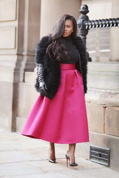 Style is my thing: MULBERRY SKIRT - Repost