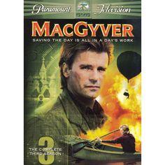 MacGyver: The Complete Third Season [5 Discs]