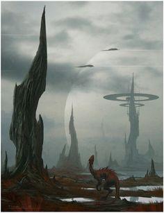 Far World by draken4o on DeviantArt
