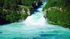 Huka falls, Taupo New Zealand