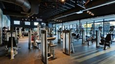 """You'll be ready to """"be up in the gym, working on your fitness"""" as soon as you see the size of this place! 2,500 square feet and state-of-the-art equipment will help burn off that late night pizza you had last Friday."""