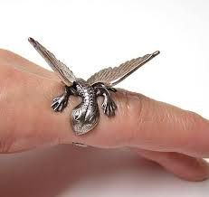 septimus heap dragon ring - Google Search