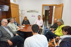 Las federaciones de vecinos defenderán que la Escuela de Idiomas vaya al Casco Histórico