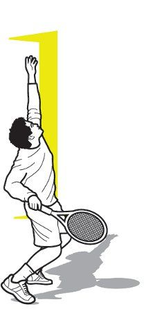 How to hit a Slice Serve by Ajay Pant via TENNIS.com.  #tennis