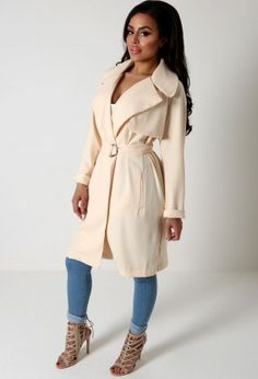 007c353b495e7 Belvedere Apricot Belted Mac Fashion Online