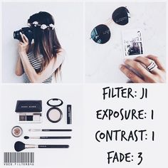 ✵Dark filter ✵Looks best with everything ✵Free Alternative  Filter: a5  Exposure: +1  Contrast: +1  Saturation: -1  Fade: +3 ✵Click the link in by bio to get free vsco filters ✵Like this for more tutorials