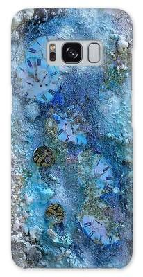 Abstract Art - Time is precious Galaxy Case by Sabina Von Arx Fly Love, Beauty In Art, Creative Colour, Beautiful Artwork, Painting Techniques, Colorful Backgrounds, Fine Art America, Photo Art, Original Paintings