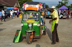 Photos by Maiju: Ninza market Chonburi Thailand