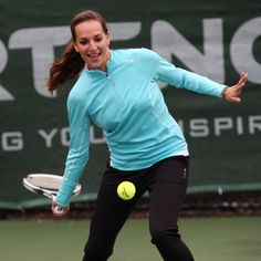 Tennis, and enjoy it!