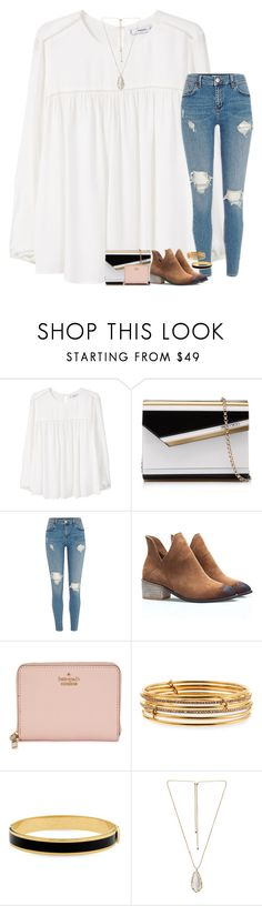 """""""snowing all dayyyyy"""" by classyandsassyabby ❤ liked on Polyvore featuring MANGO, Jimmy Choo, Kate Spade, Halcyon Days and Kendra Scott"""