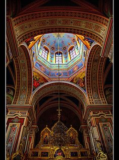 The Russian Orthodox Church in Warsaw :: HDR by Prof. Pixel, via Flickr