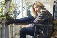 Chloe Moretz The 5th wave - HQ image gallery