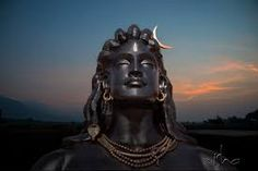 adiyogi (Shiv) At Coimbatore, TN, India.
