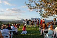 Midginbil Hill - camping wedding