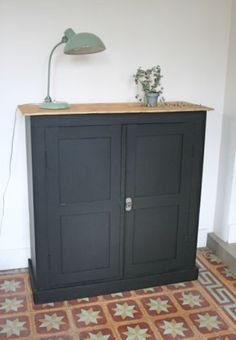1000 images about relooking meuble on pinterest commode vintage armoires and buffet. Black Bedroom Furniture Sets. Home Design Ideas