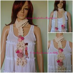 Cachecol FontVielle Bouquet