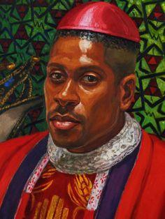 Priest portrait by Oscar Estevez. Priest, Portraits, Painting, Art, Art Background, Head Shots, Painting Art, Kunst, Paintings
