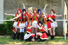 Love Live School Idol Project Cosplay~