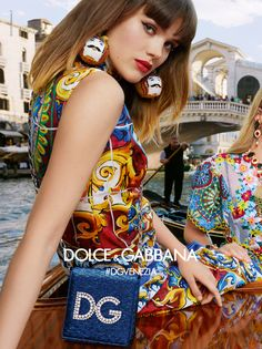 The Dolce&Gabbana Spring Summer 2018 Campaign shot in Venice by The Morelli Brothers. #DGSS18 #DGCampaign #DGMillennials #DGQueenof❤️ #DGVENEZIA #realpeople