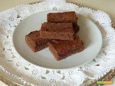 Brownies  #ricette #food #recipes