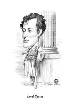 Λόρδος Βύρων – Lord Byron, του Βαγγέλη Παυλίδη